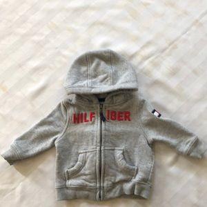 ❤️5/40❤️Tommy Hilfiger zip up hoodie